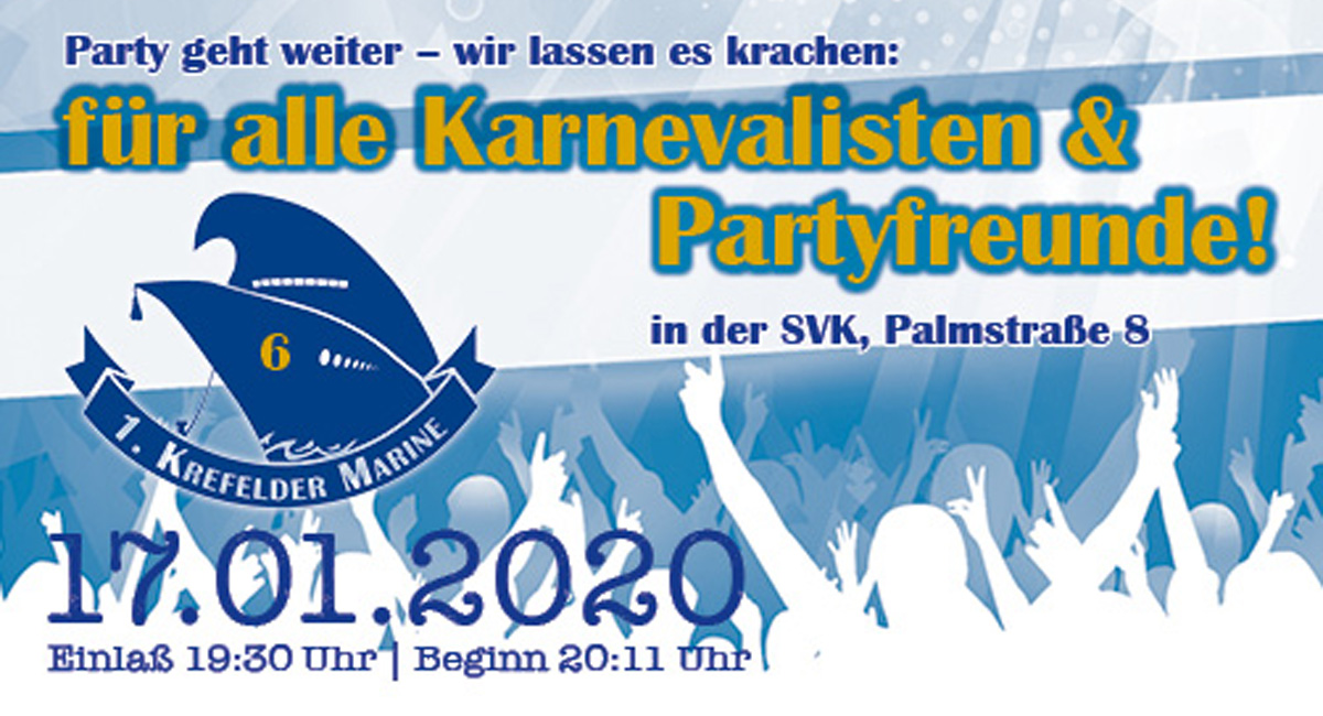 2020 SVK Party